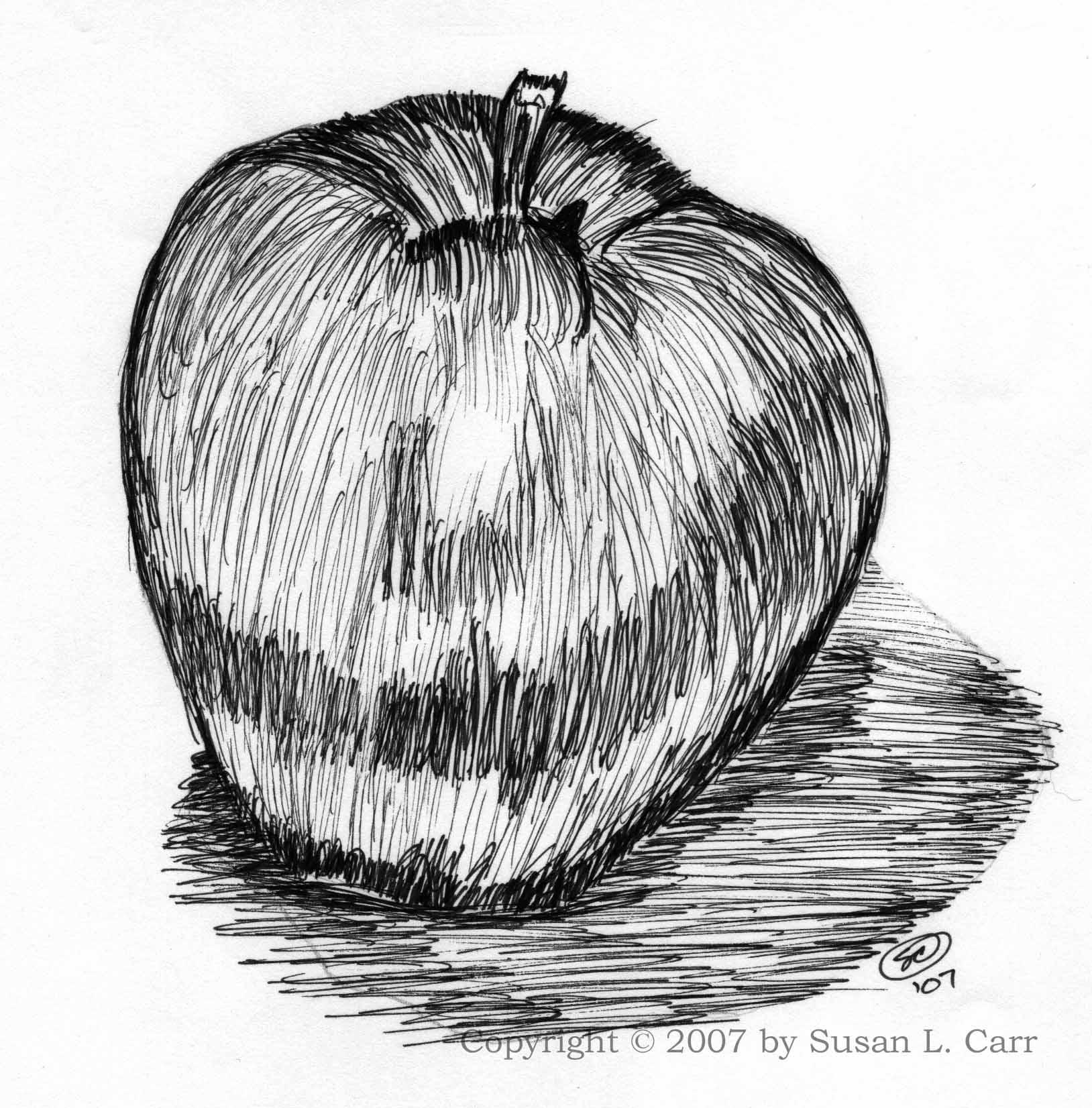 Apple Drawing Pen
